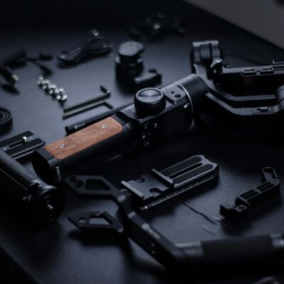 Für weitere Info hier klicken. Artikel: FeiyuTech AK 2000 s Standard Kit ohne AKF 2