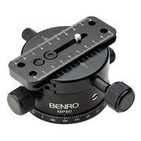 Für weitere Info hier klicken. Artikel: Benro Stativkopf MP Macro Photo Head 80mm Base +/14 geared action - MP80