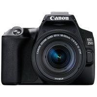Für weitere Info hier klicken. Artikel: Canon EOS 250D + EF-S 18-55mm f/4-5,6 IS STM schwarz