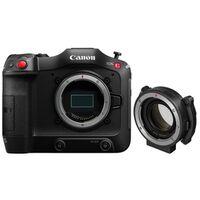 Für weitere Info hier klicken. Artikel: Canon EOS C70 Camcorder Kit inkl. Canon Bajonettadapter EF auf EOS R 0,71x