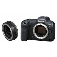 Für weitere Info hier klicken. Artikel: Canon EOS R5 Gehäuse + Canon Objektivadapter (mit Steuerungsring )