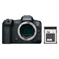 Für weitere Info hier klicken. Artikel: Canon EOS R5 + NKI CFexpress Type B - 512 GB
