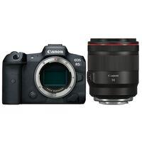 Für weitere Info hier klicken. Artikel: Canon EOS R5 + RF 50mm f/1,2 L USM schwarz