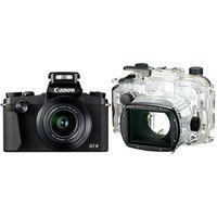 Für weitere Info hier klicken. Artikel: Canon G1X Mark III + WPDC56 Unterwasserset