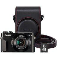 Für weitere Info hier klicken. Artikel: Canon PowerShot G7X Mark II Set