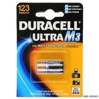 Für weitere Info hier klicken. Artikel: Duracell Batterie 123 Duracell Ultra Photo 1er-Pack