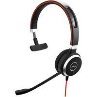 Für weitere Info hier klicken. Artikel: Jabra Evolve 40 Headset Mono 3,5 mm/USB-C MS