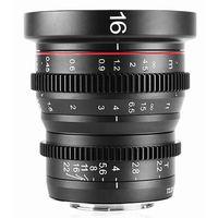 Für weitere Info hier klicken. Artikel: Meike 16mm T2.2 Cine Lens Micro Four Thirds