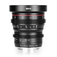 Für weitere Info hier klicken. Artikel: Meike 25mm T2.2 Cine Lens Fujifilm X