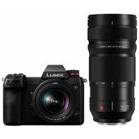 Für weitere Info hier klicken. Artikel: Panasonic Lumix DC-S1 + Lumix S 20-60mm f/3.5-5.6 + S Pro 70-200mm f/4,0 O.I.S.