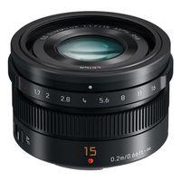 Für weitere Info hier klicken. Artikel: Panasonic Summilux AF 15mm f/1,7 Leica DG schwarz Micro Four Thirds