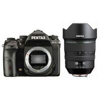 Für weitere Info hier klicken. Artikel: Pentax K-1 II Gehäuse + DFA 15-30mm f/2,8 SDM WR HD