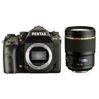 Für weitere Info hier klicken. Artikel: Pentax K-1 II Gehäuse + DFA* 50mm f/1,4 SDM AW HD