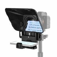 Für weitere Info hier klicken. Artikel: SmallRig 3374 x Desview Portable Tablet / Smartphone / DSLR Teleprompter TP10