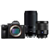 Für weitere Info hier klicken. Artikel: Sony Alpha 7 III (ILCE-7M3) + SEL 24-70mm f/4,0 ZA OSS + Tamron 70-300mm f/4.5-6.3 Di III RXD