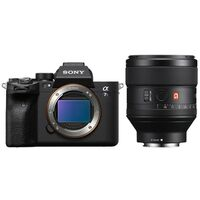 Für weitere Info hier klicken. Artikel: Sony Alpha 7S III (ILCE-7SM3) + 85mm f/1,4 GM