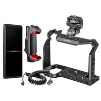 Für weitere Info hier klicken. Artikel: Sony Xperia PRO + Cage für Sony A1 / A7S III + Zubehör Set