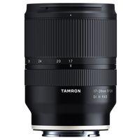 Für weitere Info hier klicken. Artikel: Tamron AF 17-28mm f/2,8 Di III RXD Sony FE-Mount