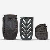 Für weitere Info hier klicken. Artikel: Wandrd Faltrucksack VEER Rust 18 L mit aufblasbarem Rückenpolster + Camera Cube black