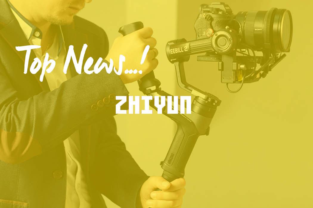 Die Top Neuheiten von Zhiyun