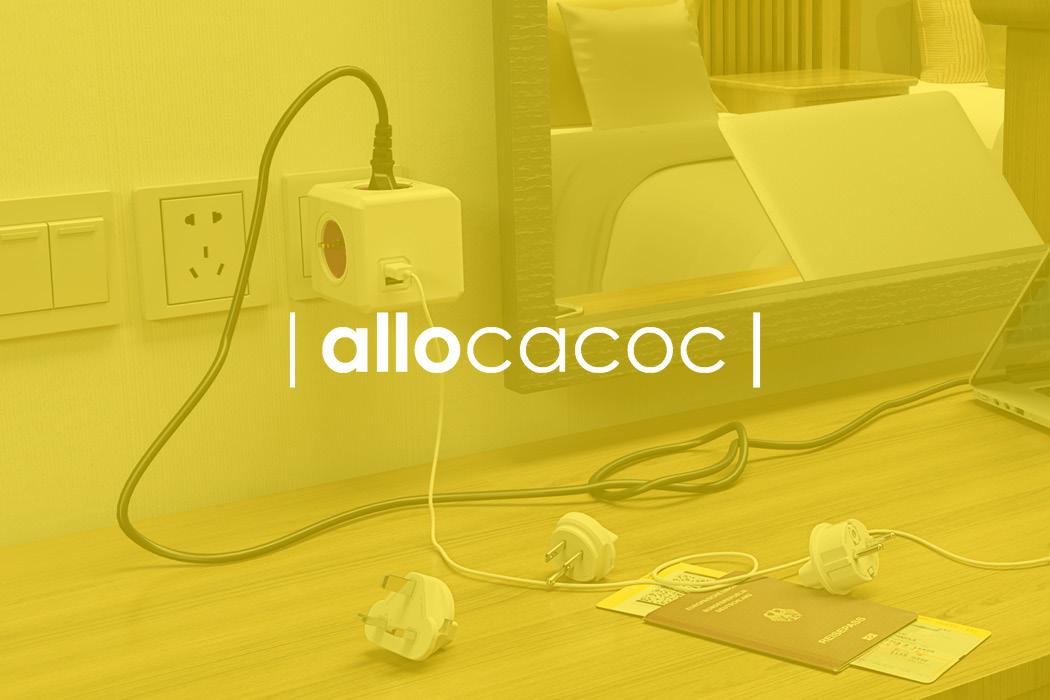 Allocacoc Stecker, Kabel und Co.