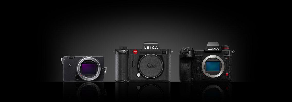 L-Mount Kameras