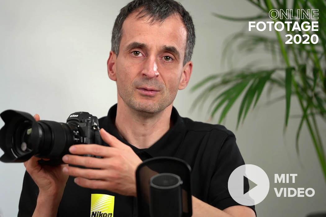 Neuheiten Nikon Z 6 II und Z 7 II | Hendrik Mallma