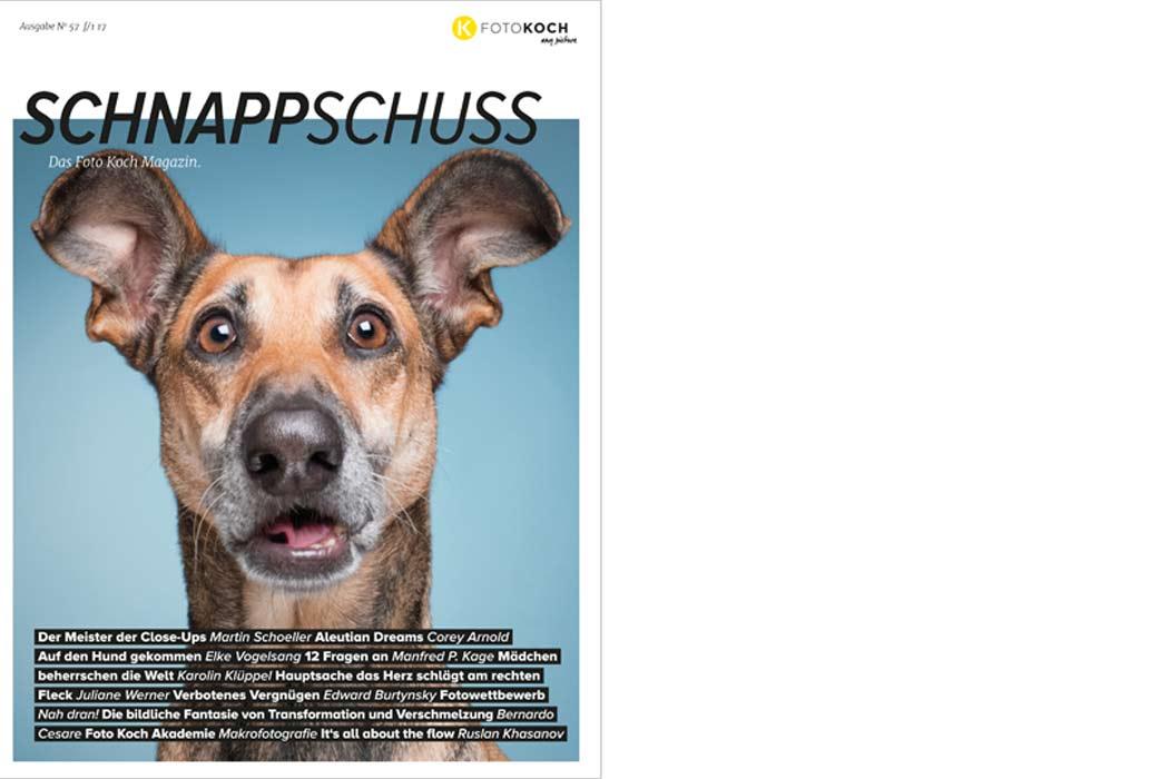 Schnappschuss 57 Close Magazin